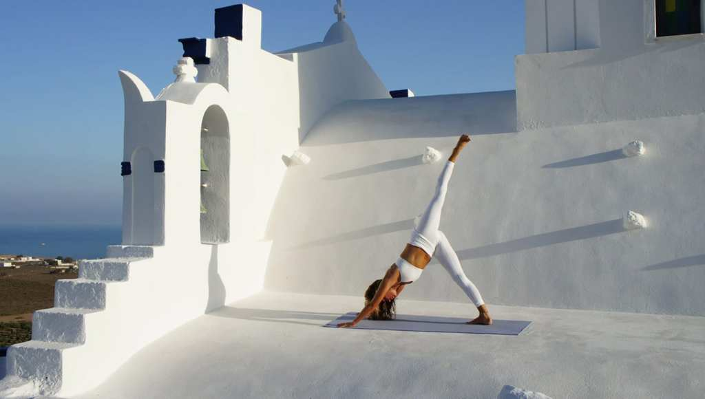 Pilates and Yoga Retreat in Santorini, 14  – 21 July/21 – 28 July/1 – 8 September/8 – 15 September