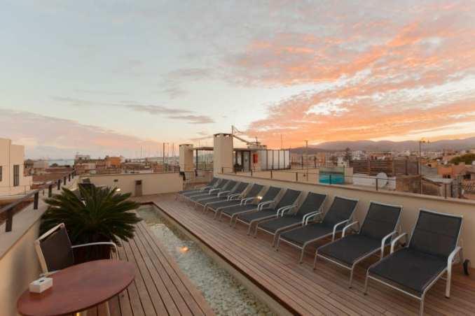 Best Spa Hotels in Palma Mallorca