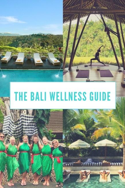 Bali Wellbeing Guide