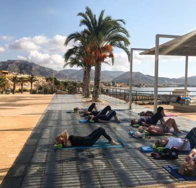 spanish and pilates holiday