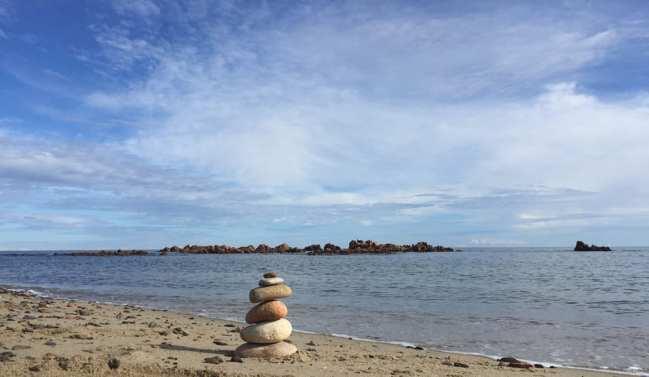 self-catering winter retreat in Sardinia