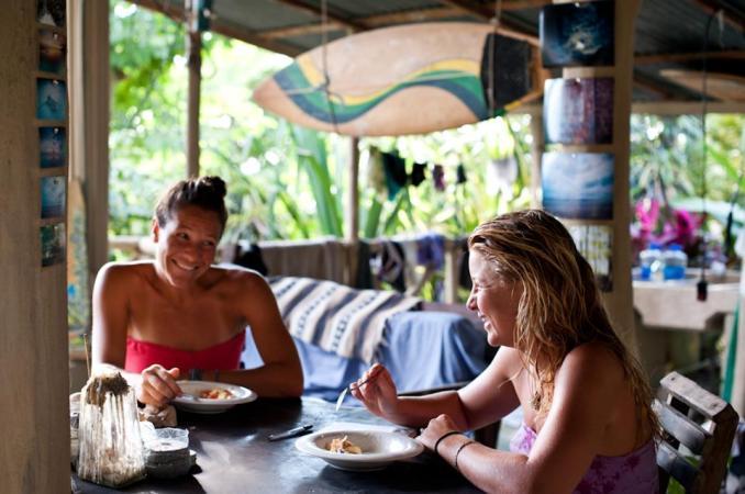Costa Rica surf and yoga escape