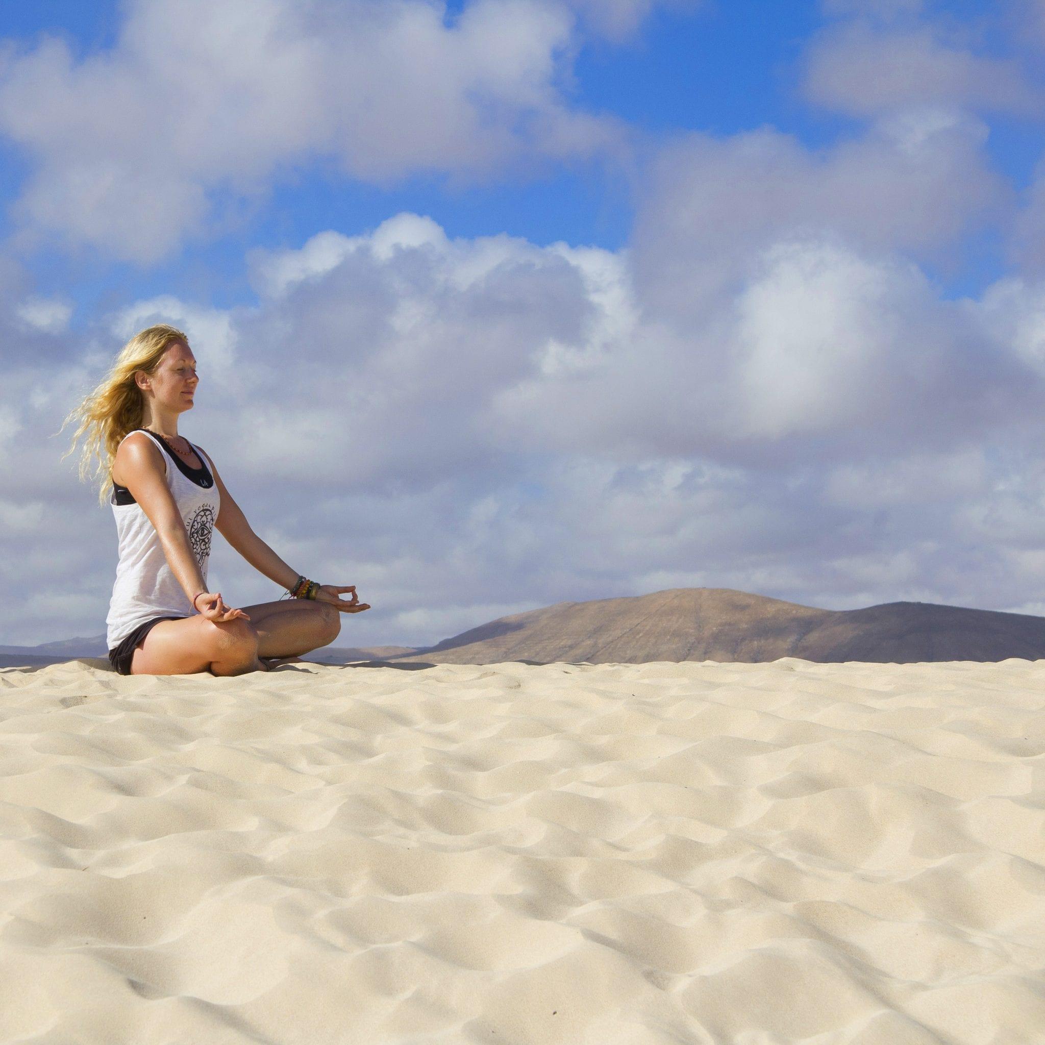 boutique beach yoga holiday