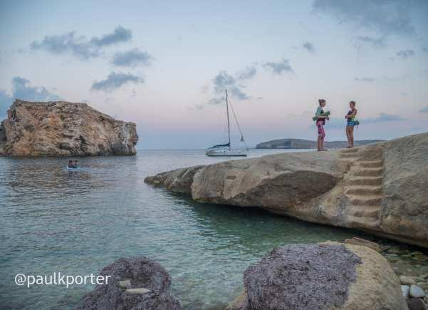 sailing yoga holliday malta