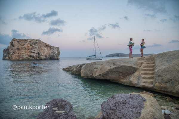 Yoga Sailing Retreat - Sunset Yoga at Gebel Tal Halfa - 27