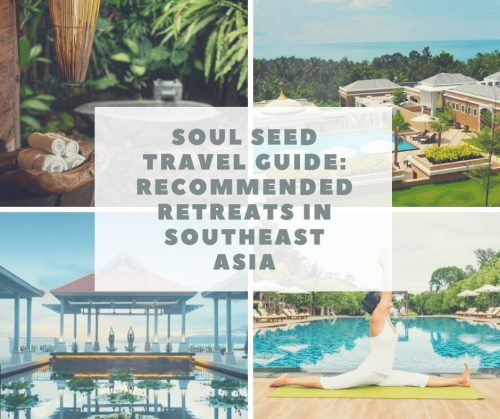 recommended retreats in southeast asia