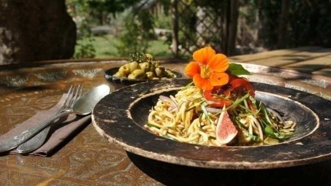 vegetarian retreats in Europe