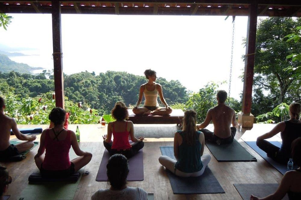 The Sanctuary At Two Rivers 200hr Vinyasa Yoga Teacher Training Costa Rica Soul Seed Media Travel