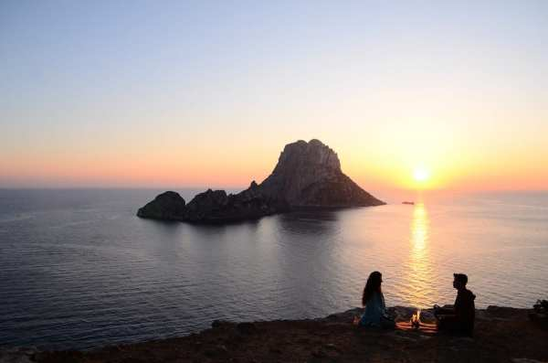 ancient healing retreat Ibiza