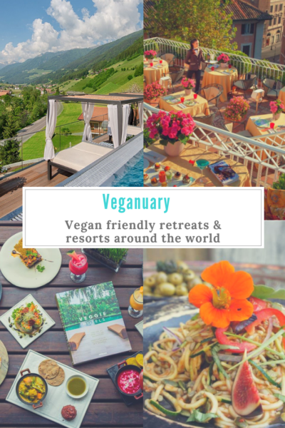 vegan friendly retreats