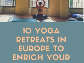yoga retreats in Europe