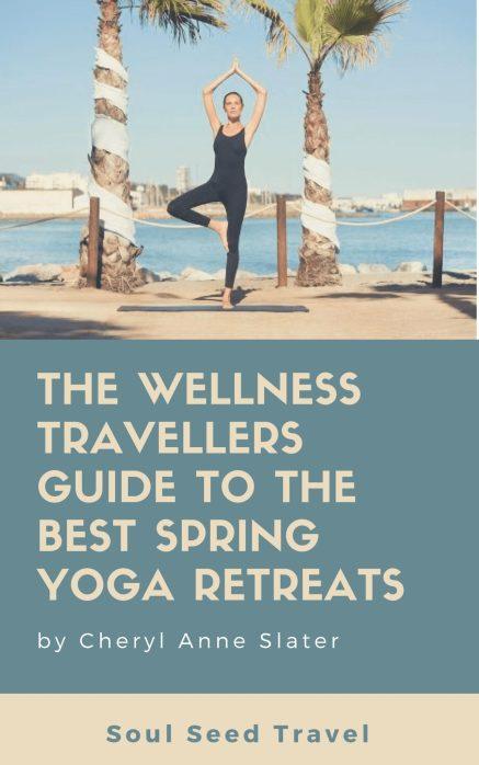 spring yoga retreats