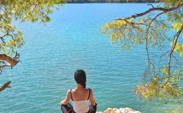hiking retreat in Mljet Island
