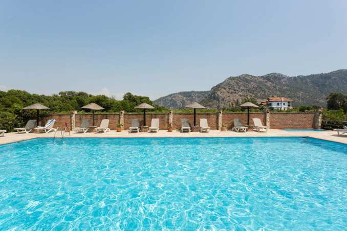 yoga and pilates holiday in Dalyan