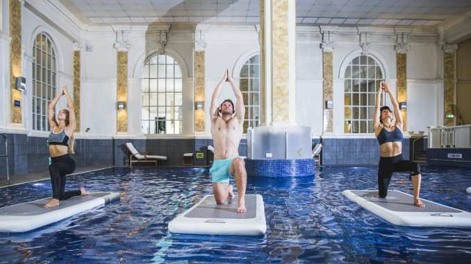 London's healthiest hotels