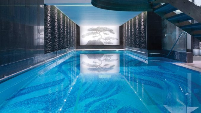 Healthiest Hotels in London