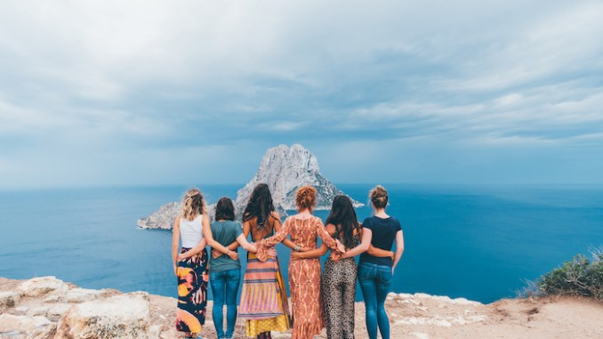 retreat for women Ibiza