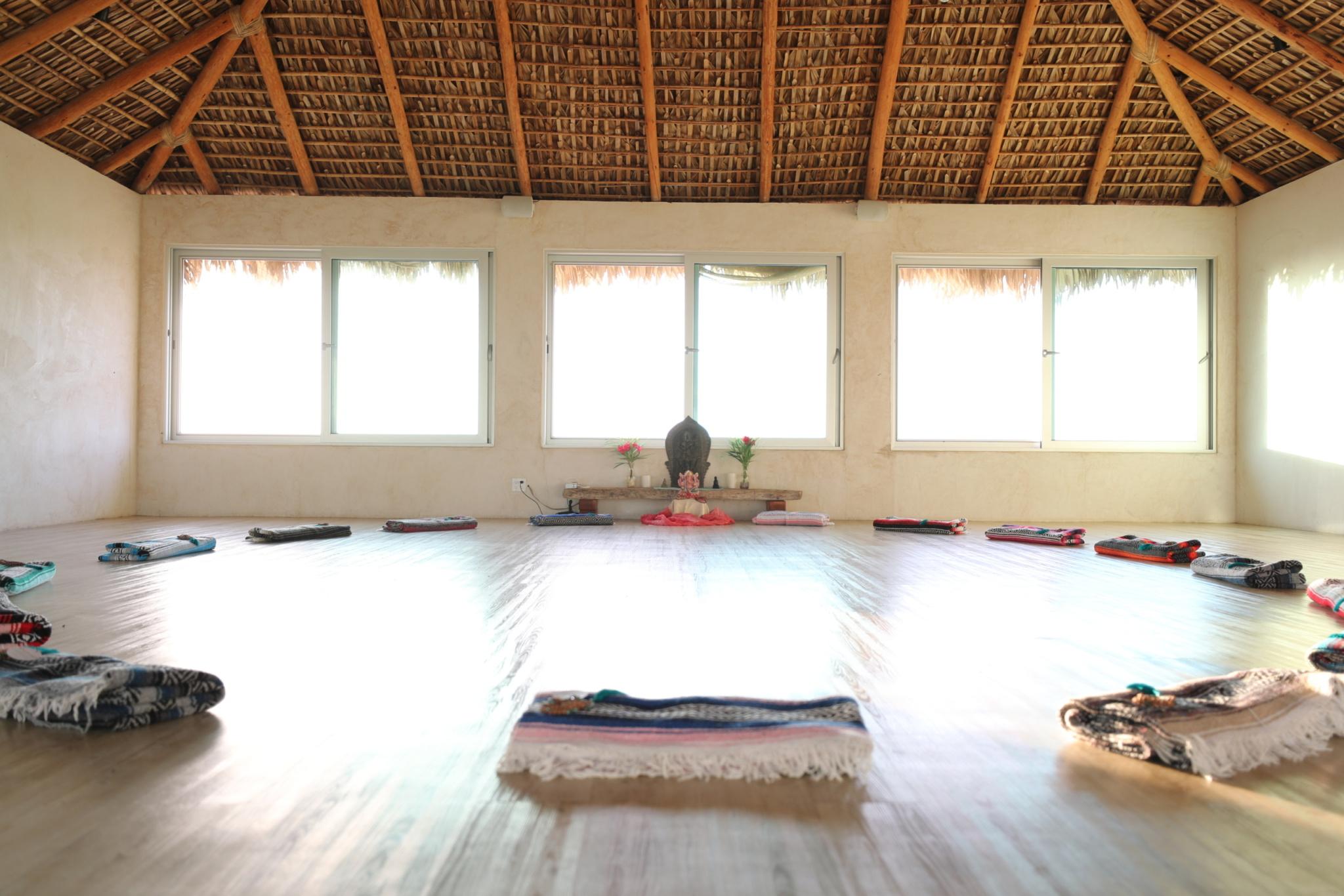 pavilion yoga