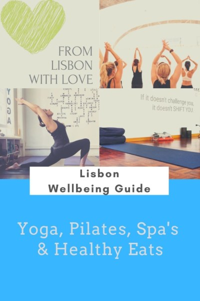 Lisbon Wellbeing Guide
