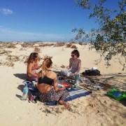 New Year Yoga and Hiking Retreat Fuerteventura