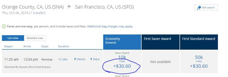 United Award Travel