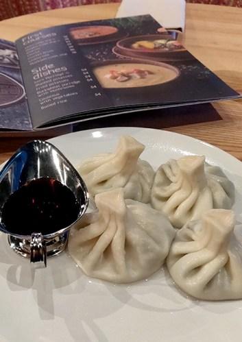 Khinkali - Ukranian Dumplings