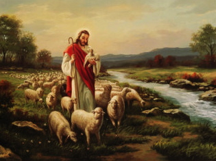 Image result for image jesus the good shepherd