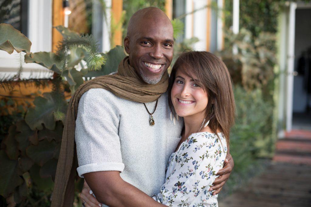 Megan and Oren-3