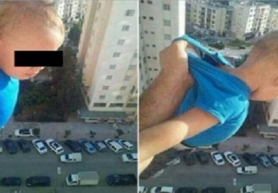 Man Gets Two Years Prison Time for Dangling Baby from High Rise Window, for Selfie and Likes on Facebook