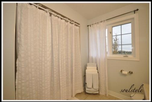 Bathroom Shower Curtains DIY