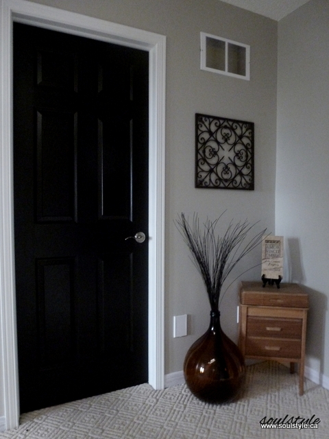 Black Interior Doors : Black interior doors soulstyle