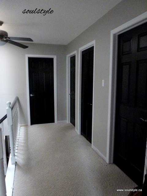 Black Interior Doors Soulstyle