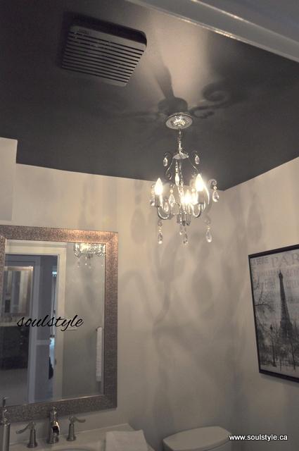 Powder Room Decorating