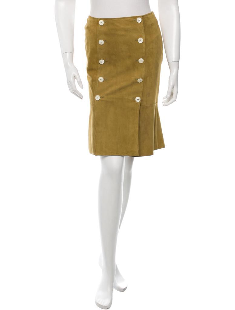 Second Hand luxury fashion Valentino skirt
