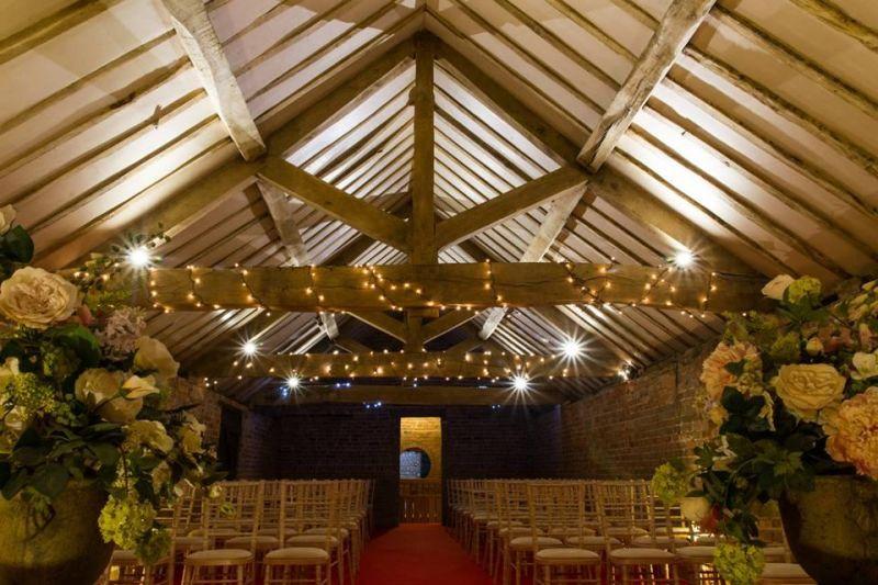 Shropshire Wedding Barn  Soulton Hall