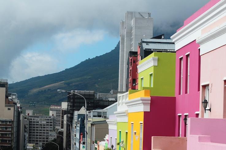 Sudafrica Bo-Kaap Cape Town