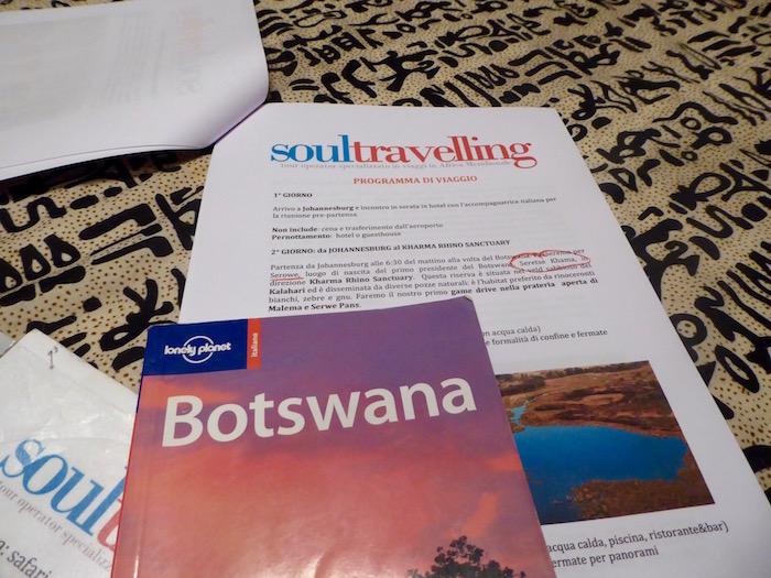 Botswana, film, Soultravelling