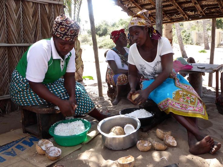 Una ricetta dal Mozambico, la matapa
