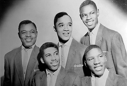 Image result for The Drifters with ben e king