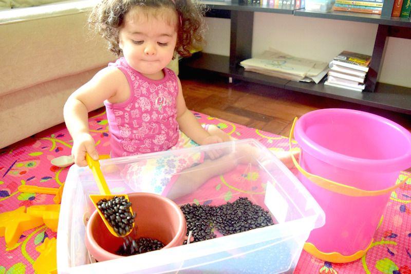 Famosos Educação Infantil: Atividades para bebê de 1 ano e 7 meses GJ62