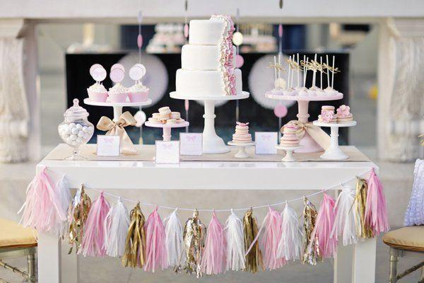 chá-de-bebê-barato-decoração da mesa