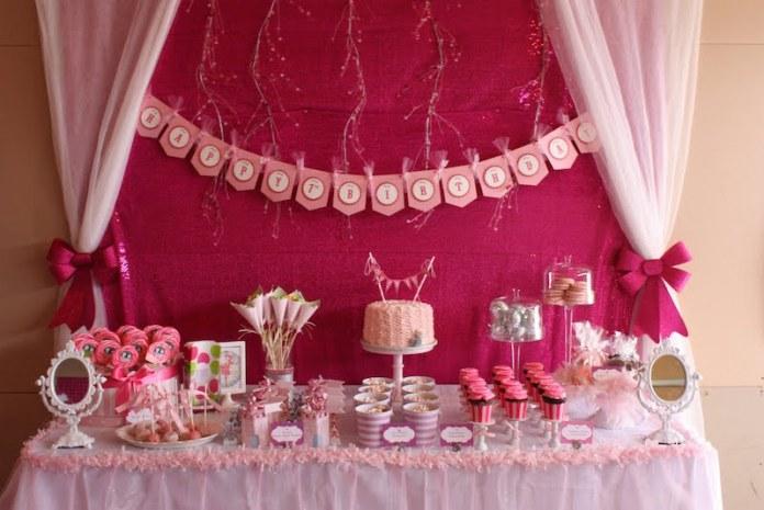 decoração-festa-infantil-cortina-tule