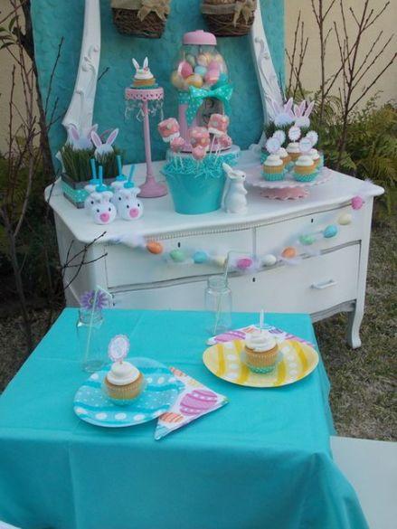 decoração-páscoa-mesa
