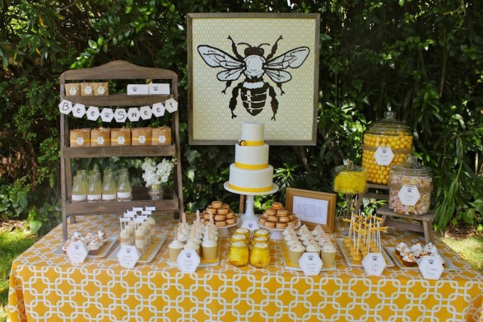festa-infantil-abelhinha-ao-ar-livre