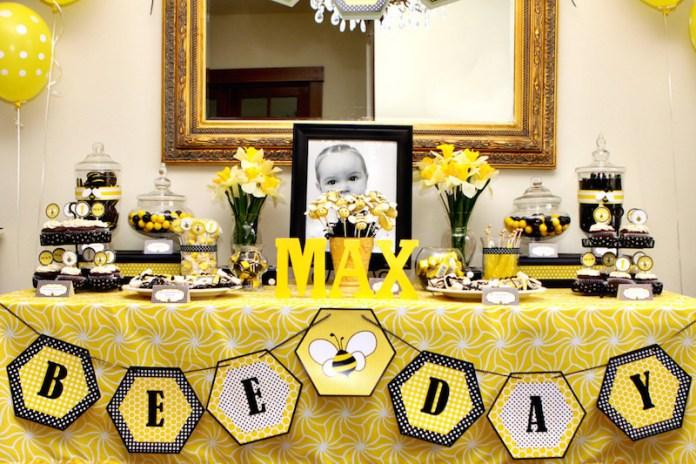 festa-infantil-abelhinha-mesa-