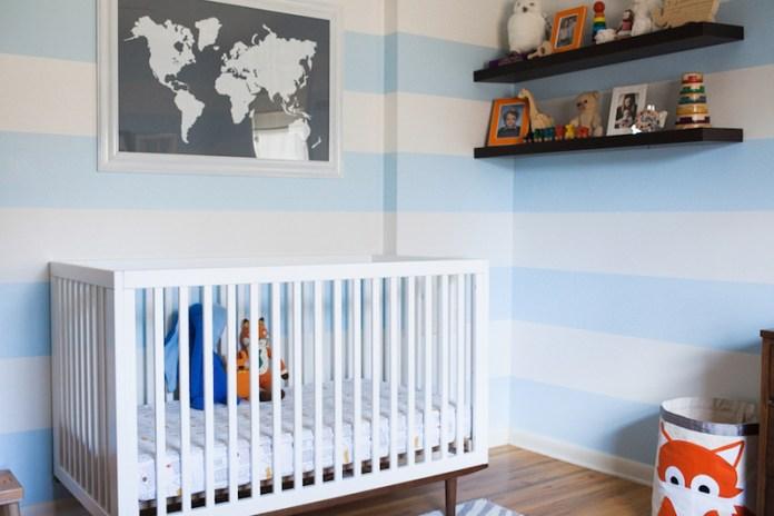 quarto-azul-listras-