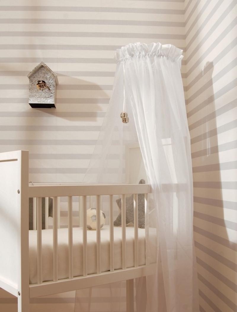 Dicas De Papel De Parede Para Quarto De Beb  ~ Quarto Bebe Feminino Papel Parede