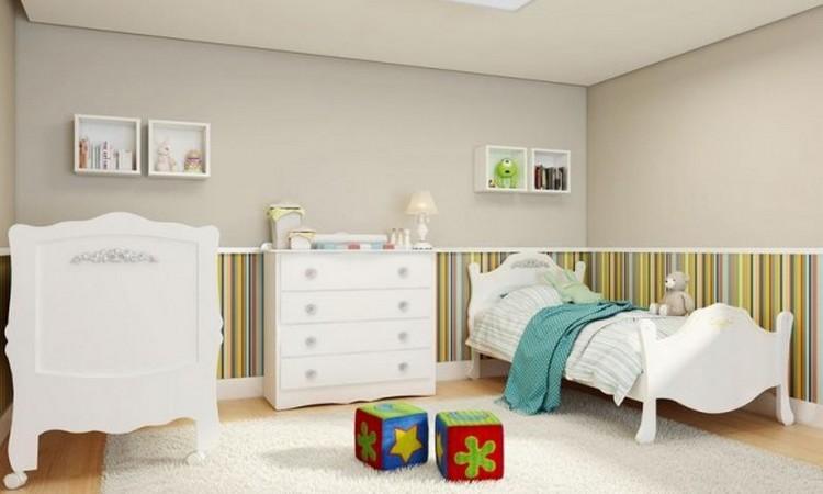 decoração-de-quarto-branco