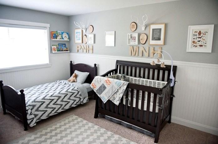 decoração-de-quarto-cinza