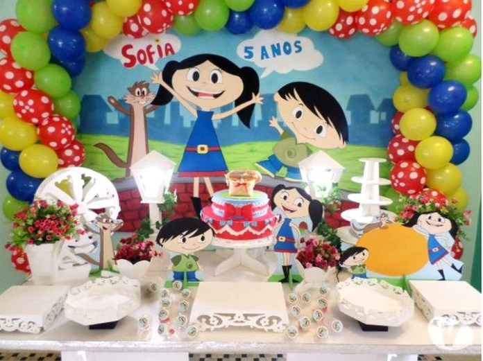 festa-infantil-luna-decoração